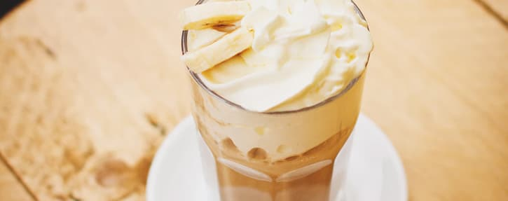 Desserts liquides